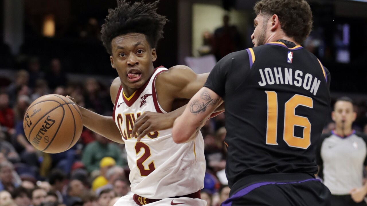 Cavaliers send Suns to franchise-record ...