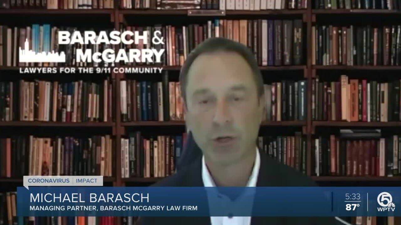 Attorney Michel Barasch