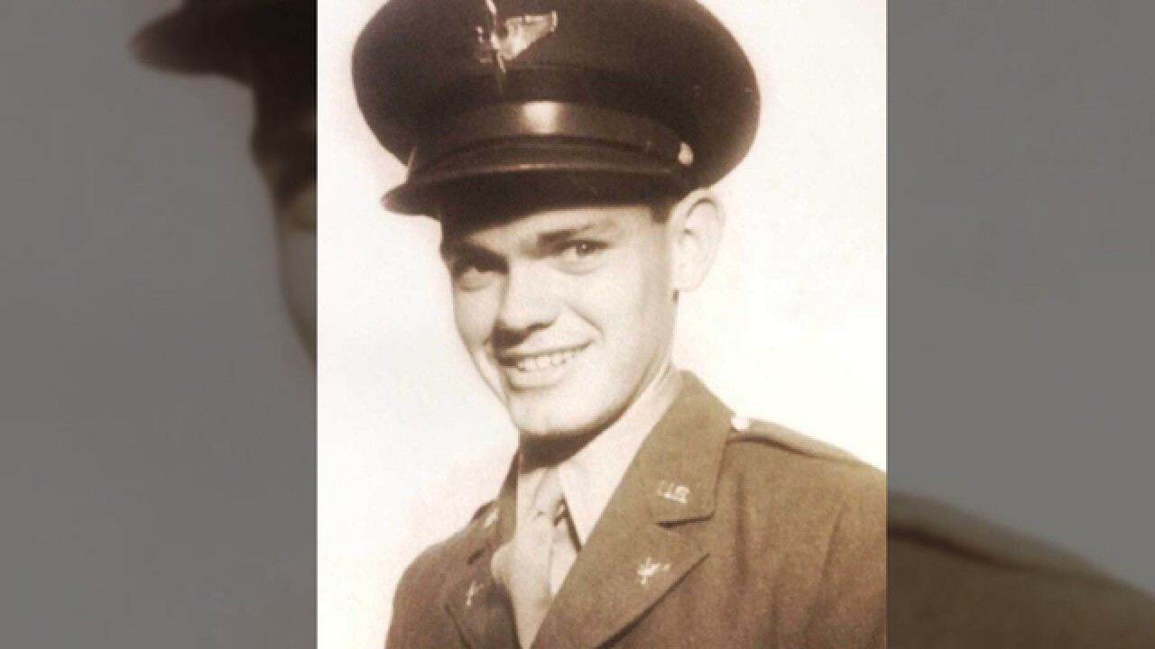 Remains of fallen WWII pilot returning to Tennessee