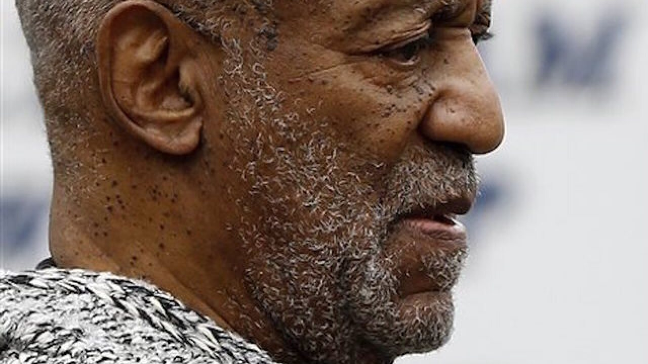 Cosby loses bid for quick appeal