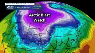 Arctic Blast Watch