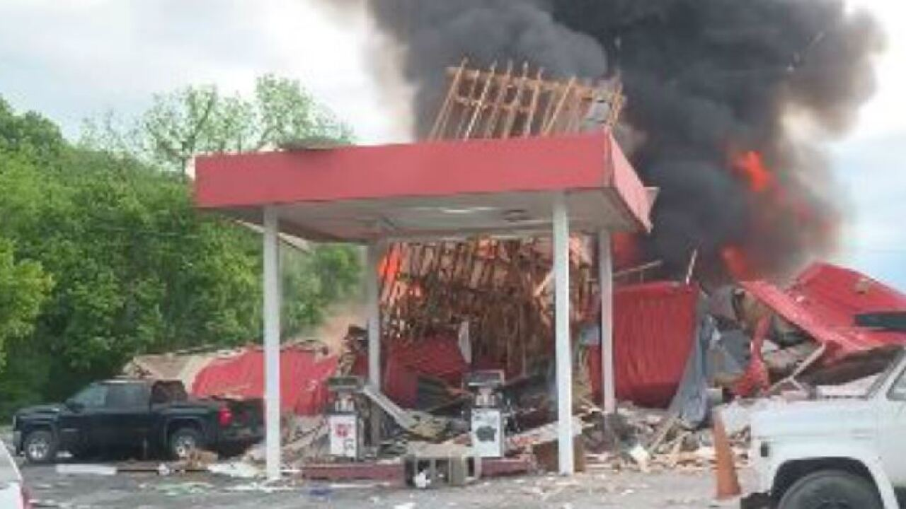 3 killed, 4 injured in  South River Market gas stationexplosion