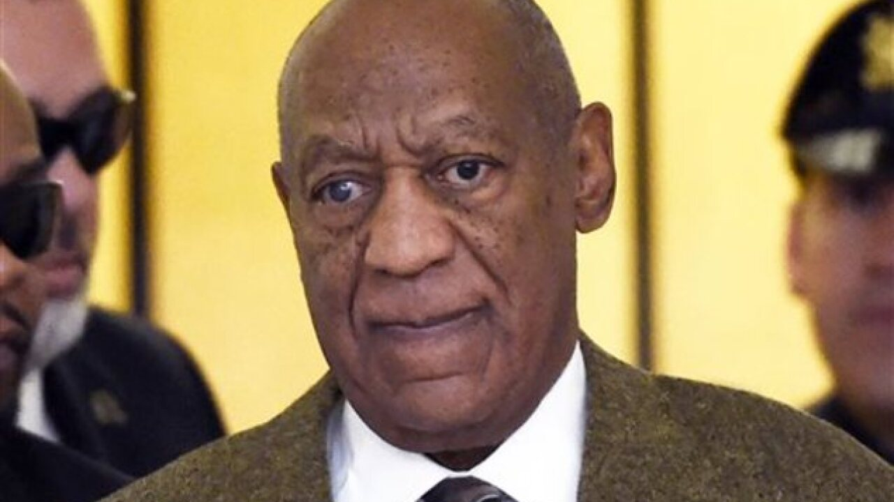 Cosby accuser wants to void 2006 secrecy pact