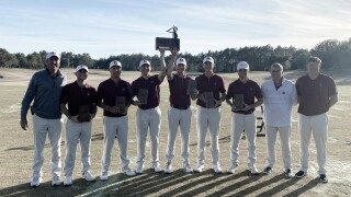 Florida State Men's Golf Wins at Camp Creek in Playoff