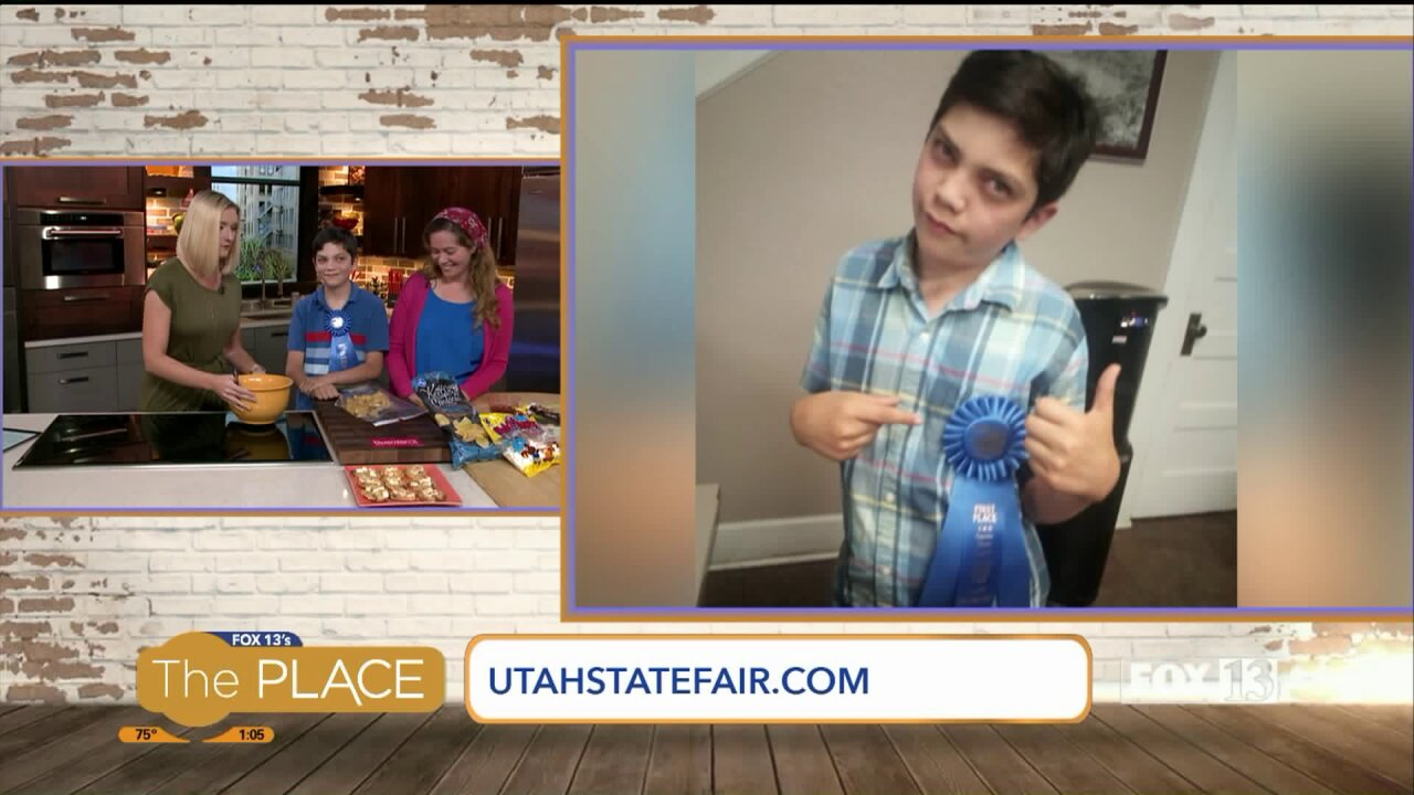 11 year old wins cookie contest at the Utah State Fair – get his recipe!