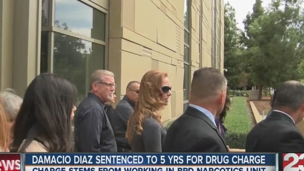 Former BPD detective to be sentenced