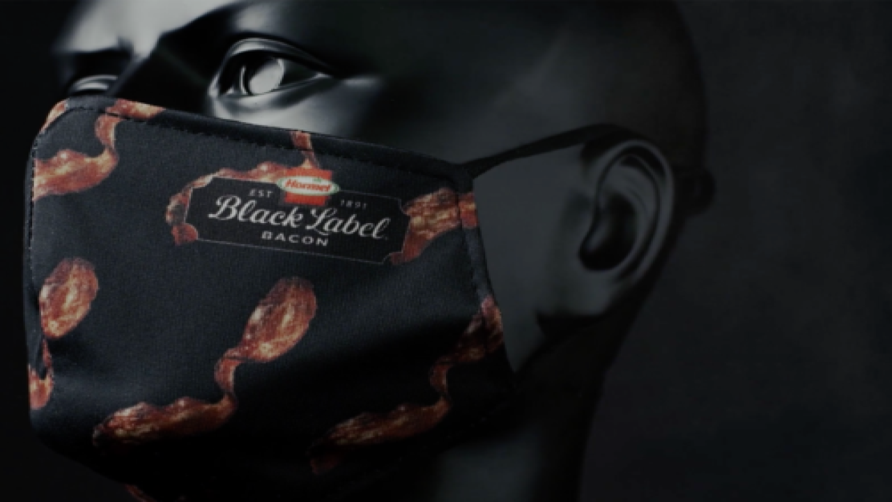 Hormel Is Giving Away Bacon-scented Face Masks