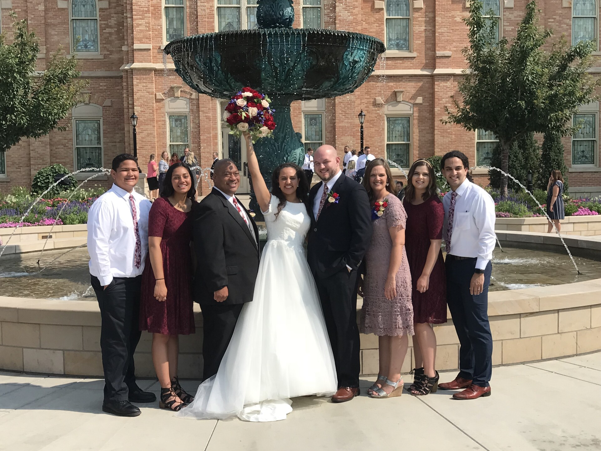 Photos: Big Budah's blog: Reconnecting with family, celebrating marriage and continuing healthtransformations