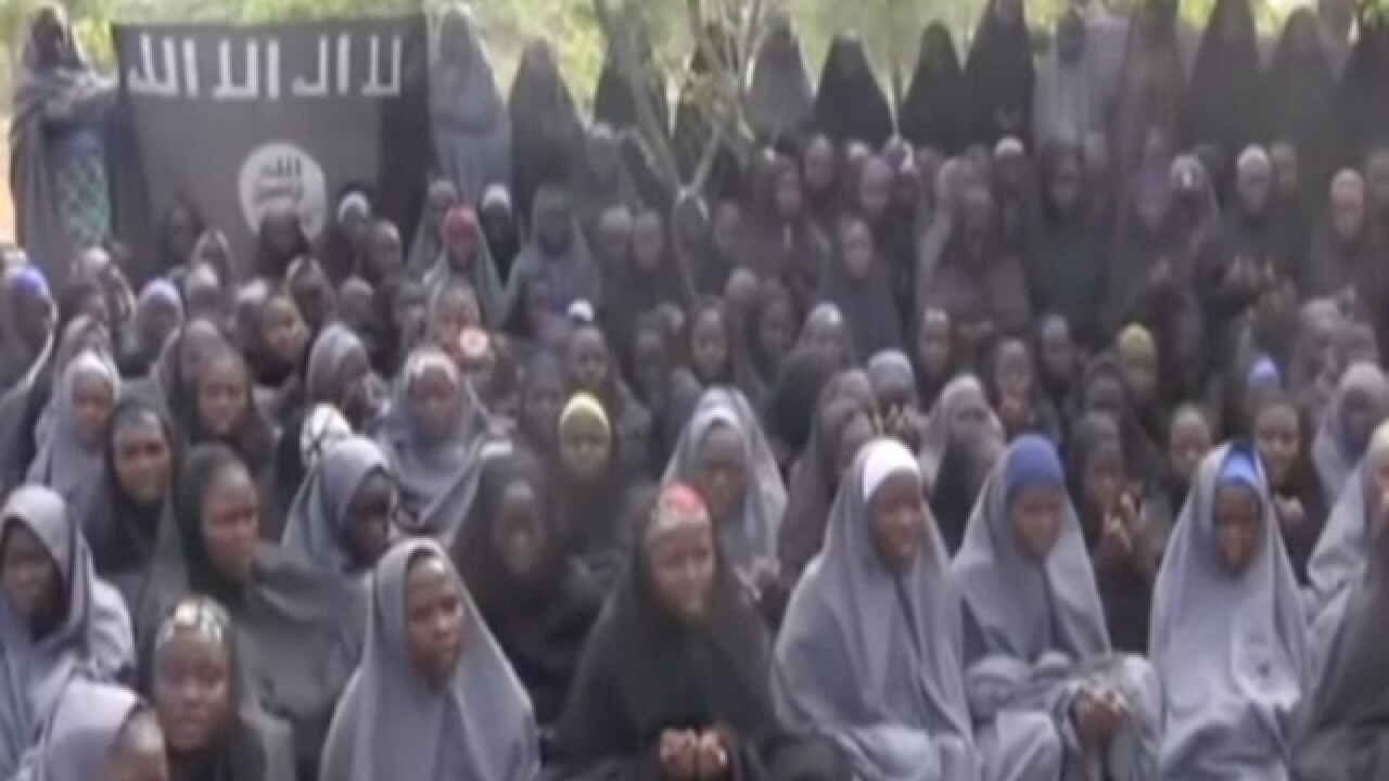 Freed Chibok girls return home for joyful Christmas