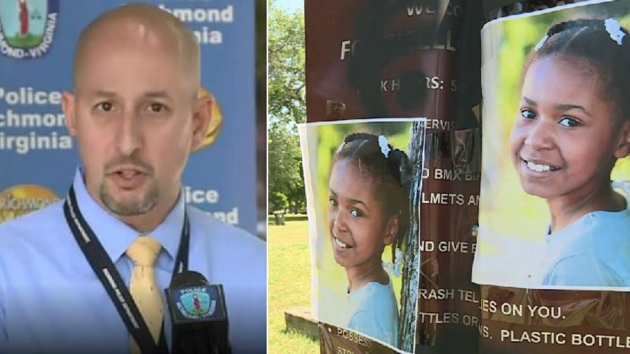 Richmond Police surprised no one has come forward with key clues in Markiya'smurder