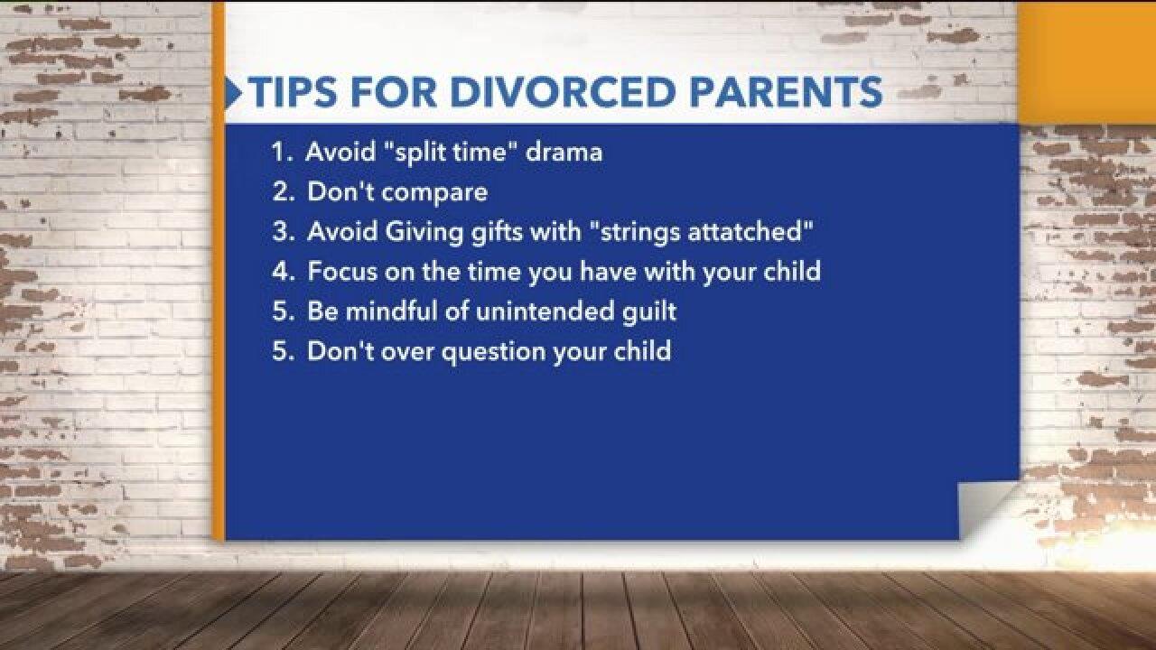 Christmas tips for divorcedparents