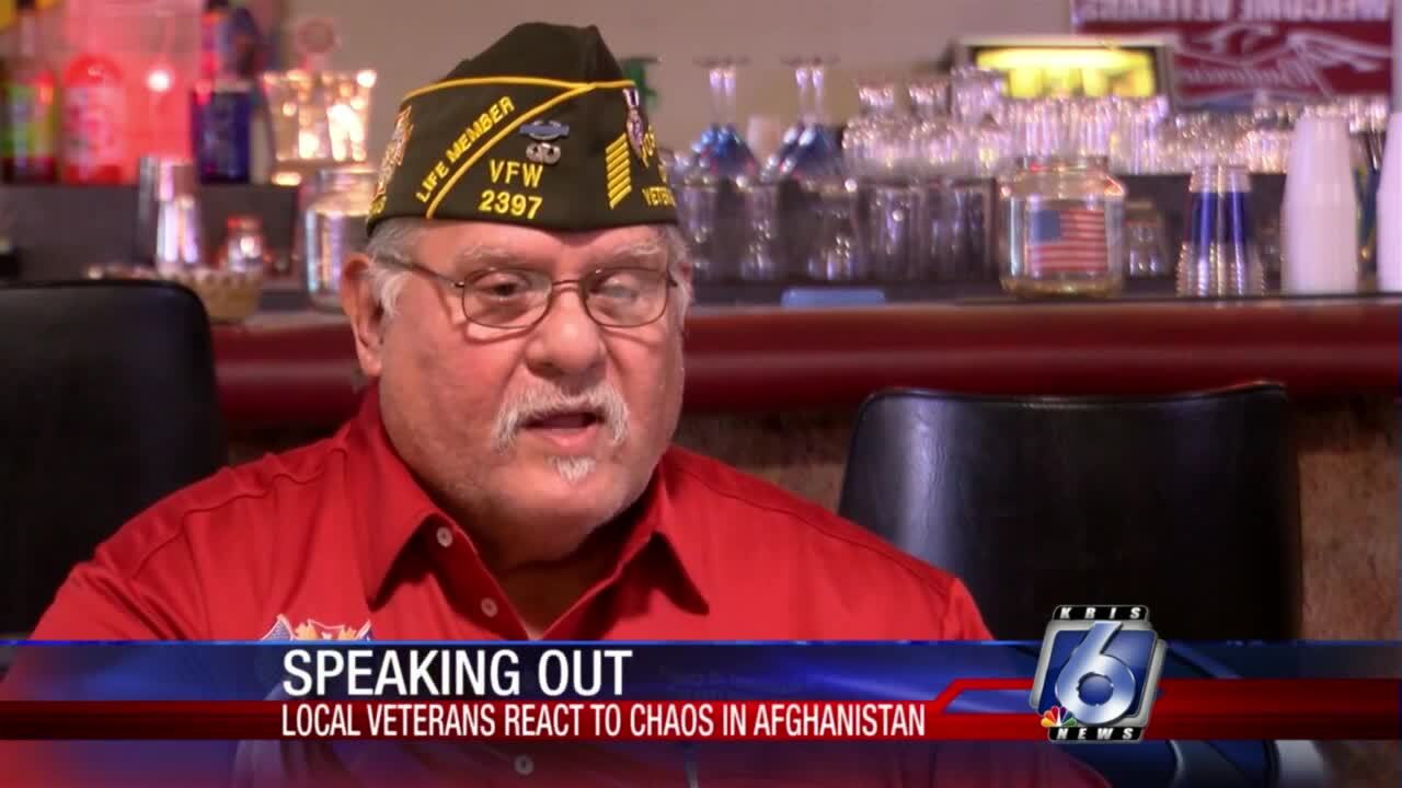 Local veterans speak out on deadly Kabul airport bombing