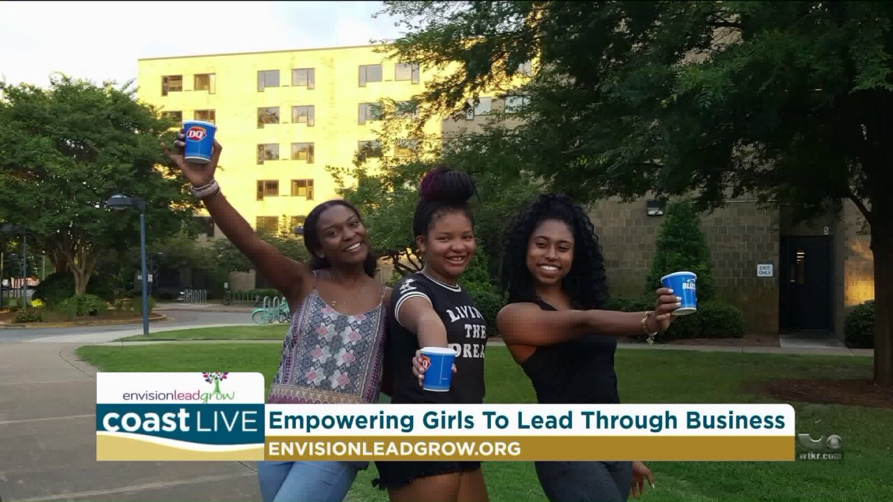 A program that aims to empower young women on Coast Live