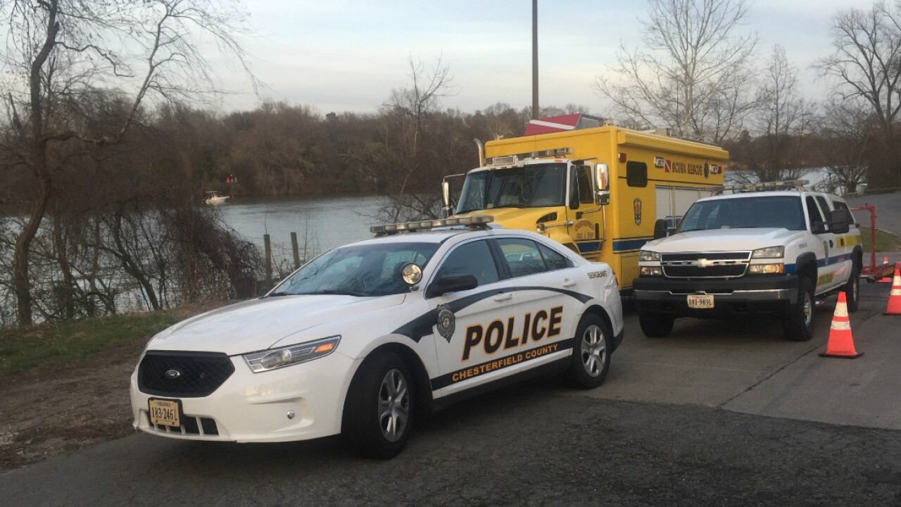 Crews discover body in James River near DutchGap