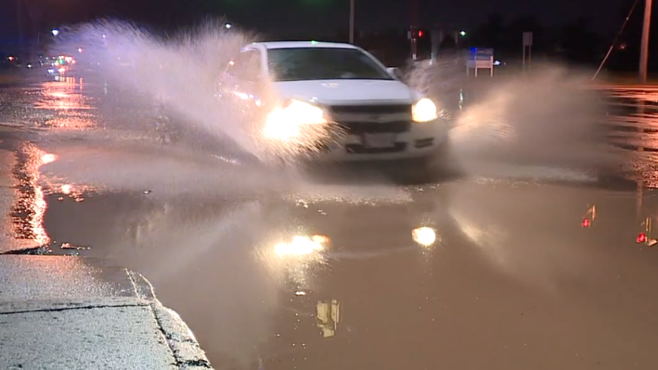 N.E. Ohio water main breaks, how will CLE water keep pace?