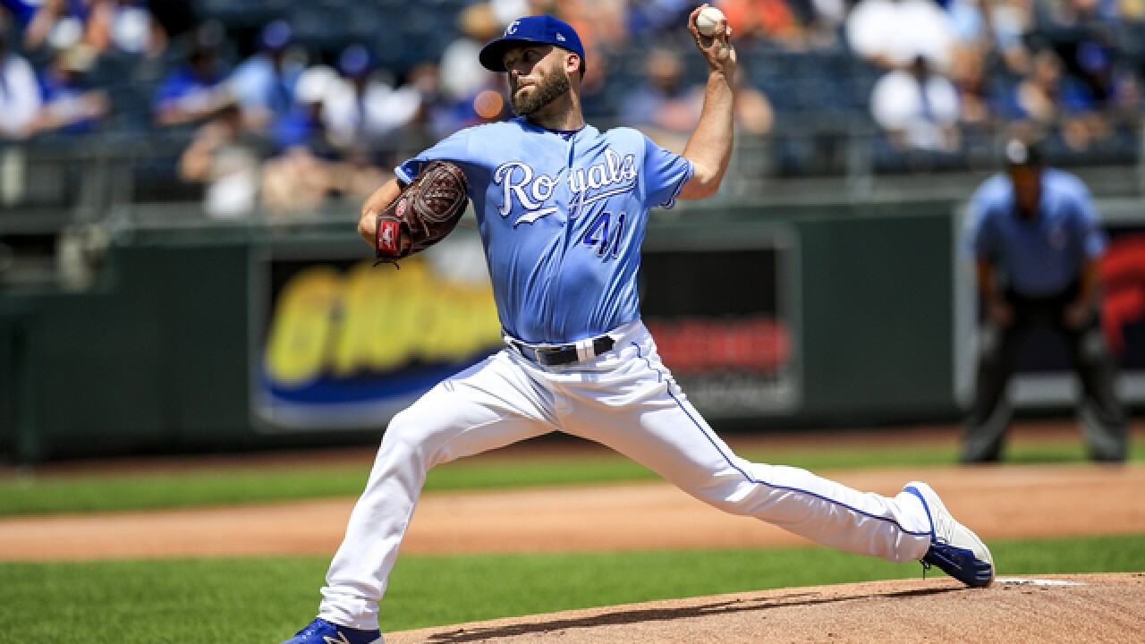 In what could be Moose's last home game as a Royal, KC drops afternoon tilt to Tigers 8-4