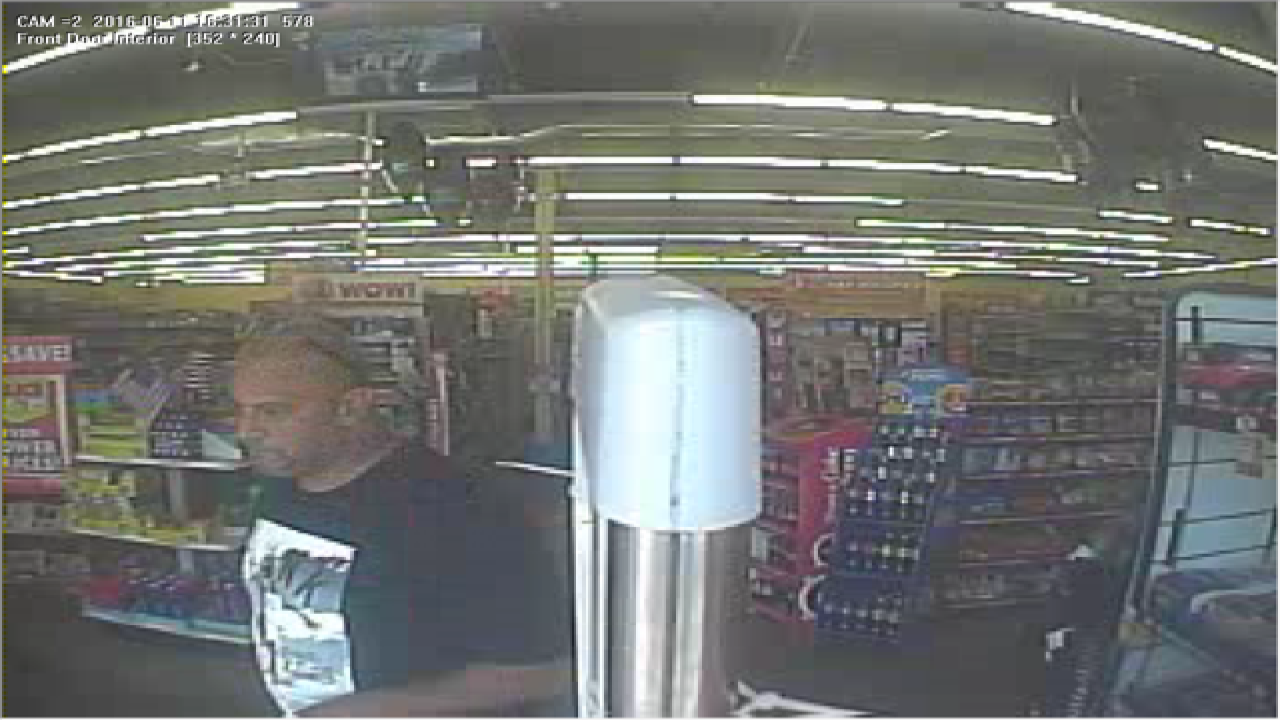 Suspect wanted in armed robbery of Detroit store
