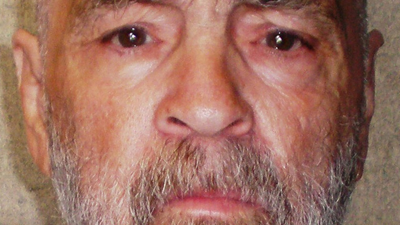 Charles Manson transferred from prison to hospital
