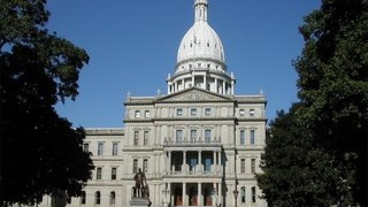 Michigan Senate votes to extend state's emergency declaration by 23 days.