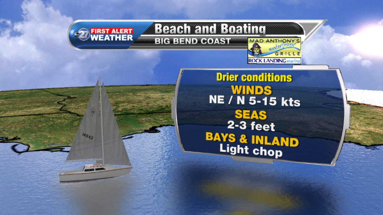 Beach and Boating forecast A (08/28/2017)