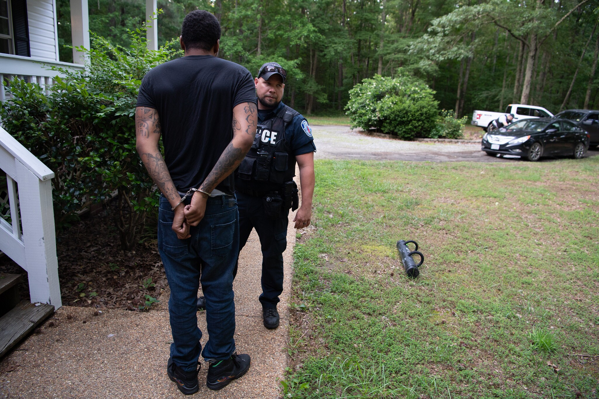 Photos: Operation Washout yields 90 arrests from a dozen Richmond-areagangs