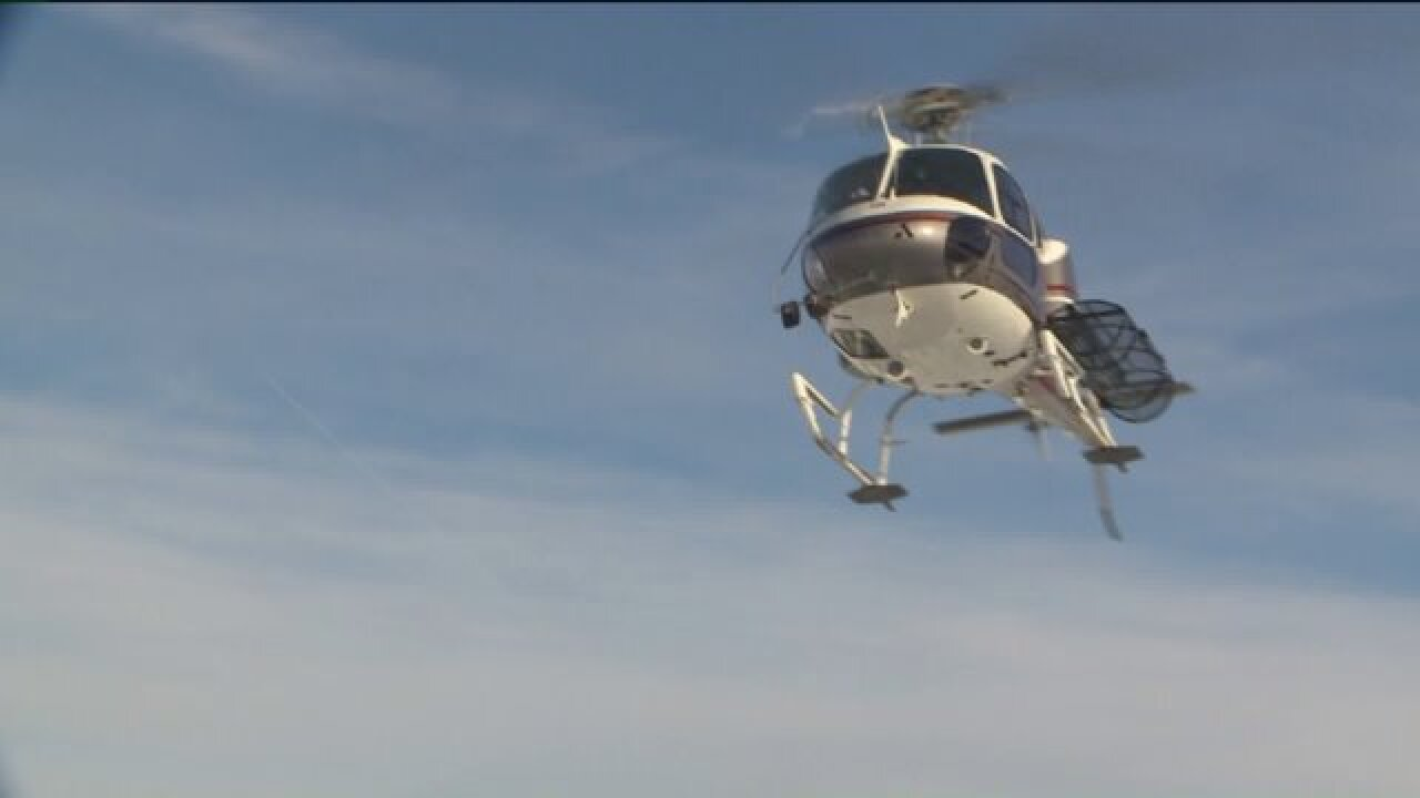 Uber to continue helicopter service near Park City despite sheriff's demand they cease-and-desist