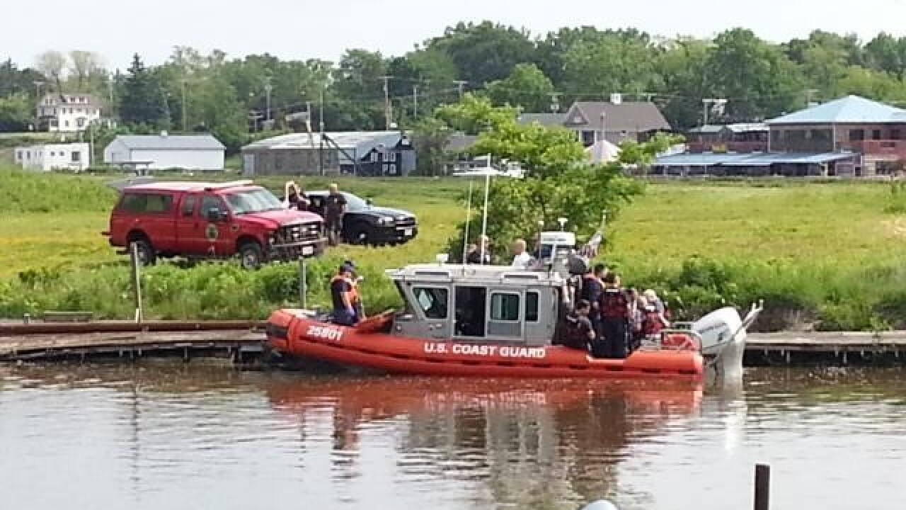 Body found in shallow water in Fairport Harbor