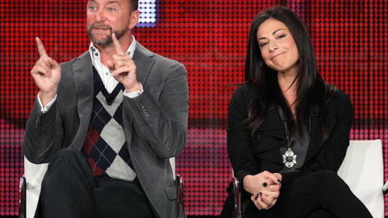'What Not To Wear' stars Clinton Kelly and Stacy London aren't buds anymore