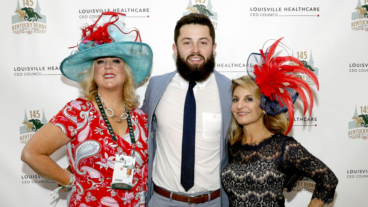 Louisville Healthcare CEO Council Kentucky Derby Green Room