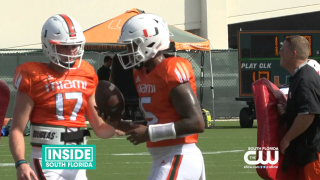 U Cannot Miss The Friday Night Lights; Hurricanes Host Virginia