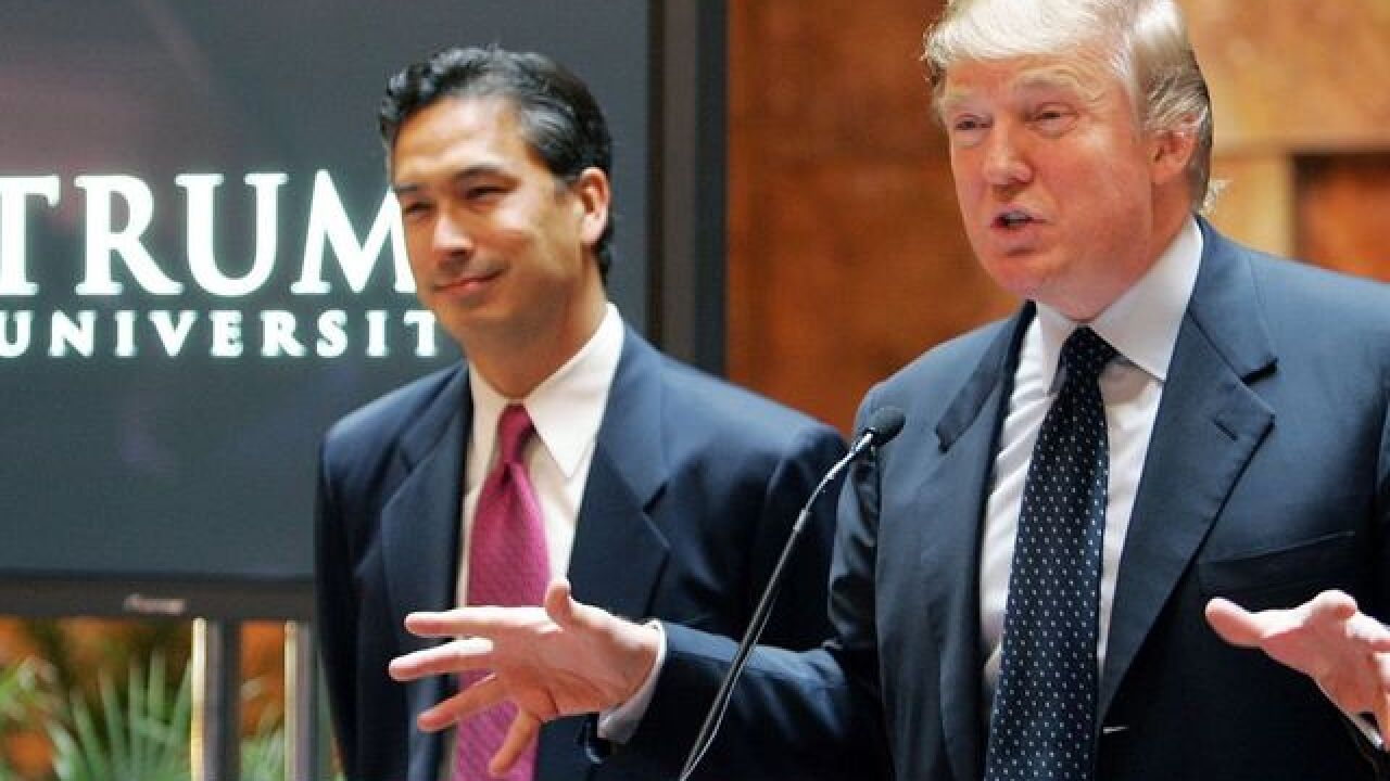 Trump University lawsuit settled for $25 million
