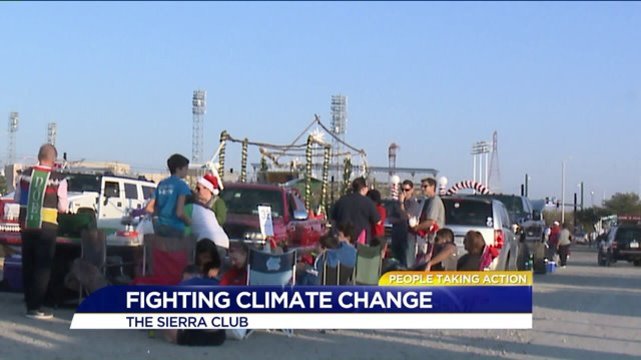 People Taking Action: Fighting for the environment in HamptonRoads
