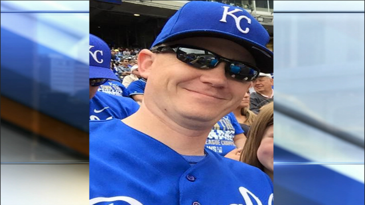 Police: Detective shot near Kansas Speedway