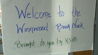 if you give a child a book winnwood