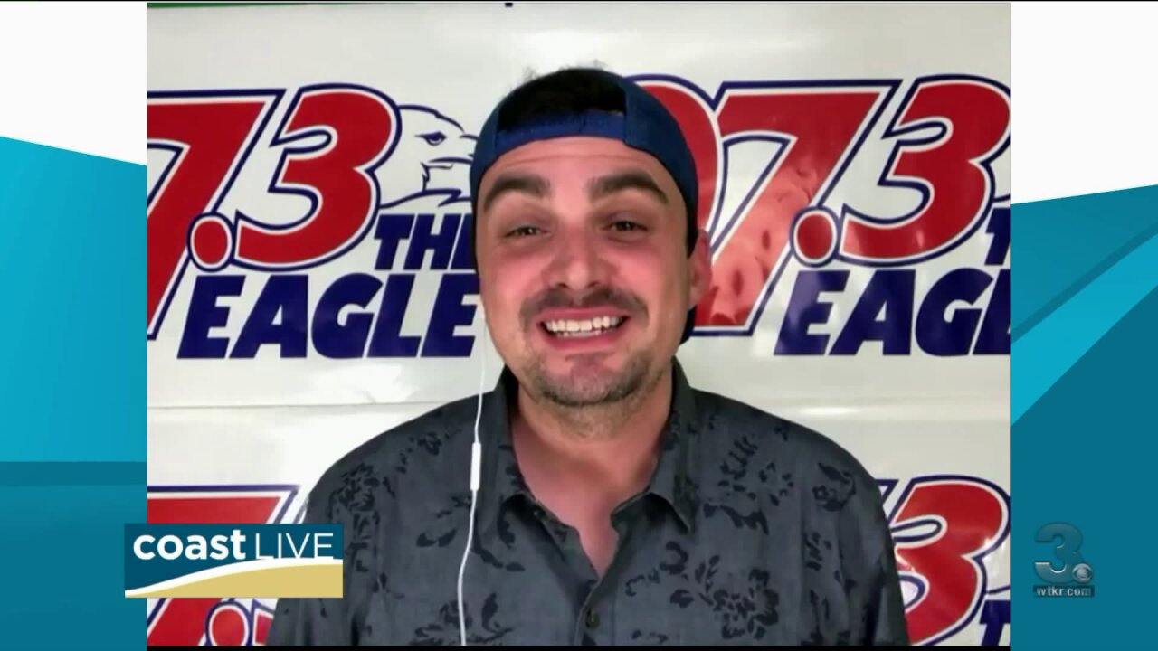 The country music scoop from Coop and 97.3 The Eagle on CoastLive