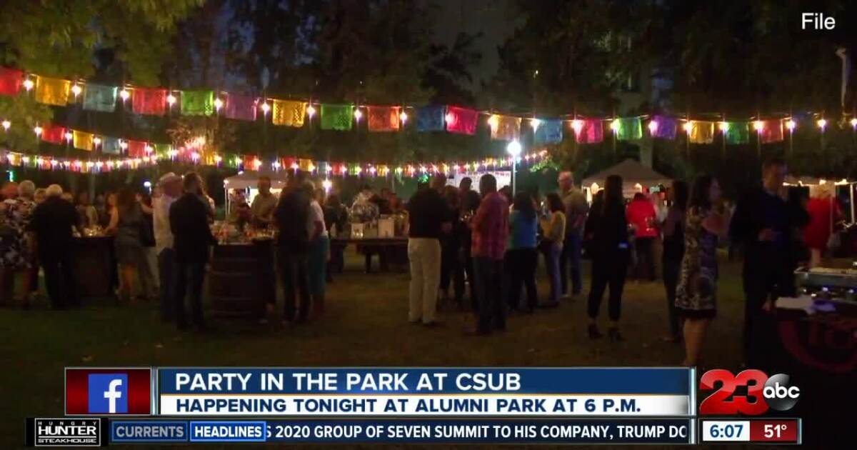 """CSUB's """"Party in the Park"""" returns with a Halloween theme"""