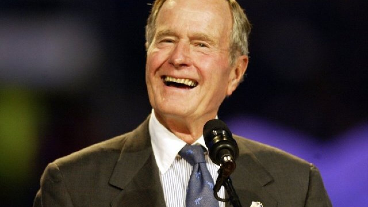 What's closed on national day of mourning for George H.W. Bush's funeral