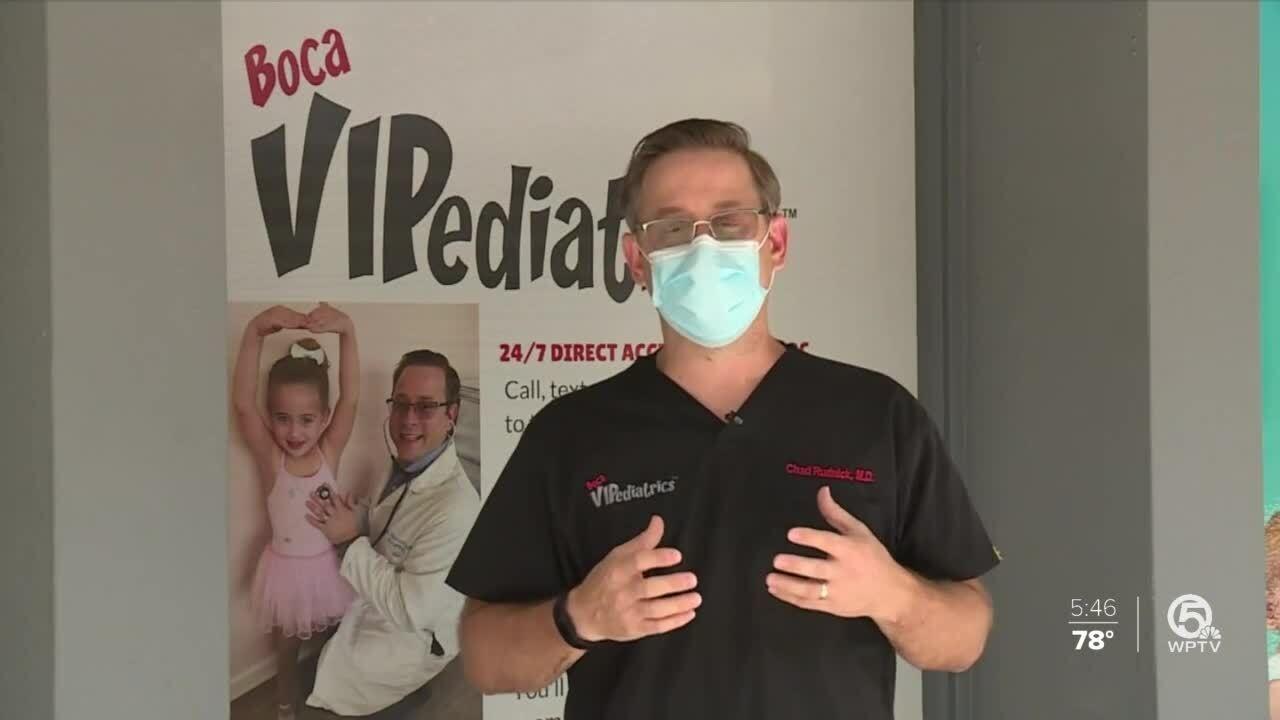 Dr. Chad Rudnick, Boca VIPediatrics