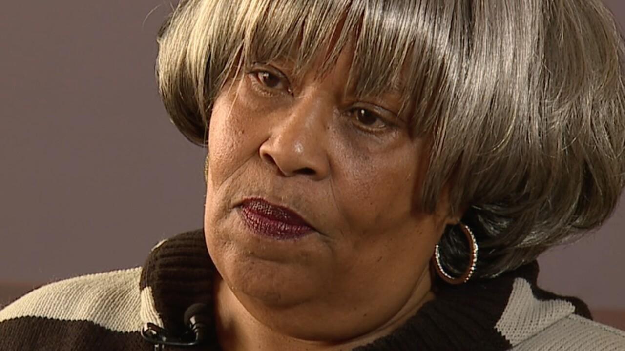 Domestic Violence Victims' Advocate Victoria Grant