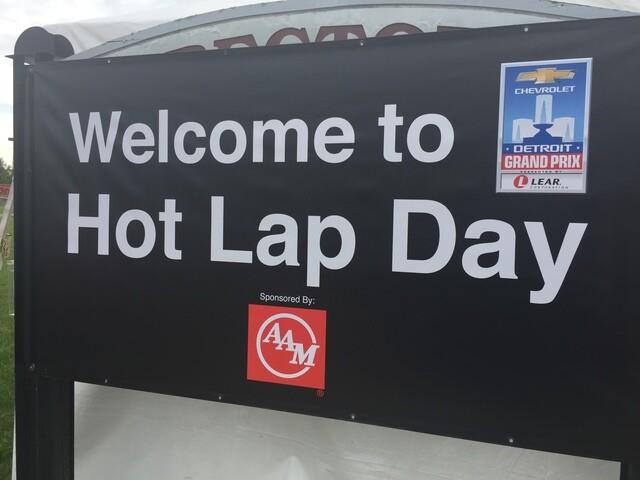 Photo gallery: 2017 Detroit Grand Prix hot laps event