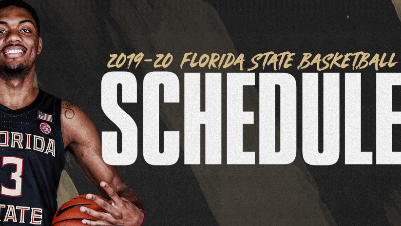 FSUs ACC Basketball Schedule Released