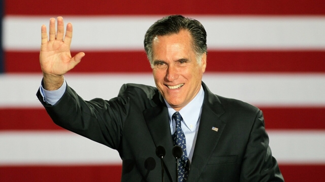 Romney, Priebus clash in Utah over Donald Trump