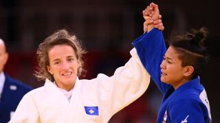 Takato wins Japan's first gold in Tokyo; Kosovan also claims judo gold