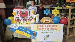 Anthem LemonAid fundraiser to support children with cancer