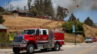 SLO County to hire 24 additional seasonal firefighters under new state funding