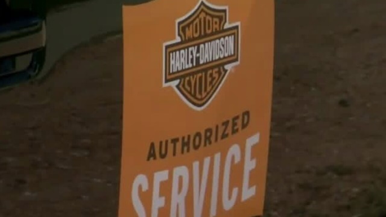 Harley-Davidson offers help to motorists in need