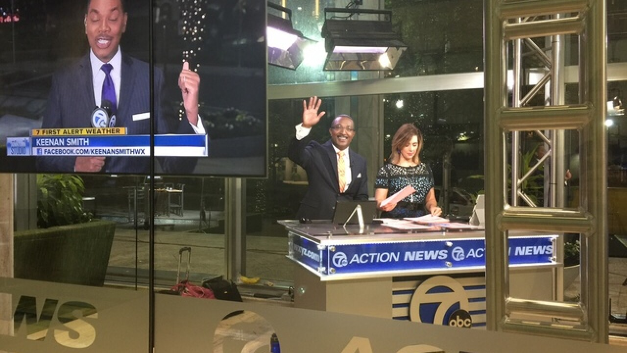7 Action News This Morning airs live from our Downtown Studio