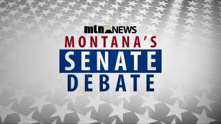 VIDEO: Montana's U.S. Senate candidates debate