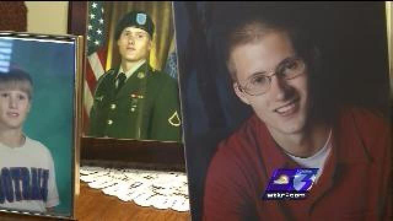 Family remembers Hampton soldier killed in combat