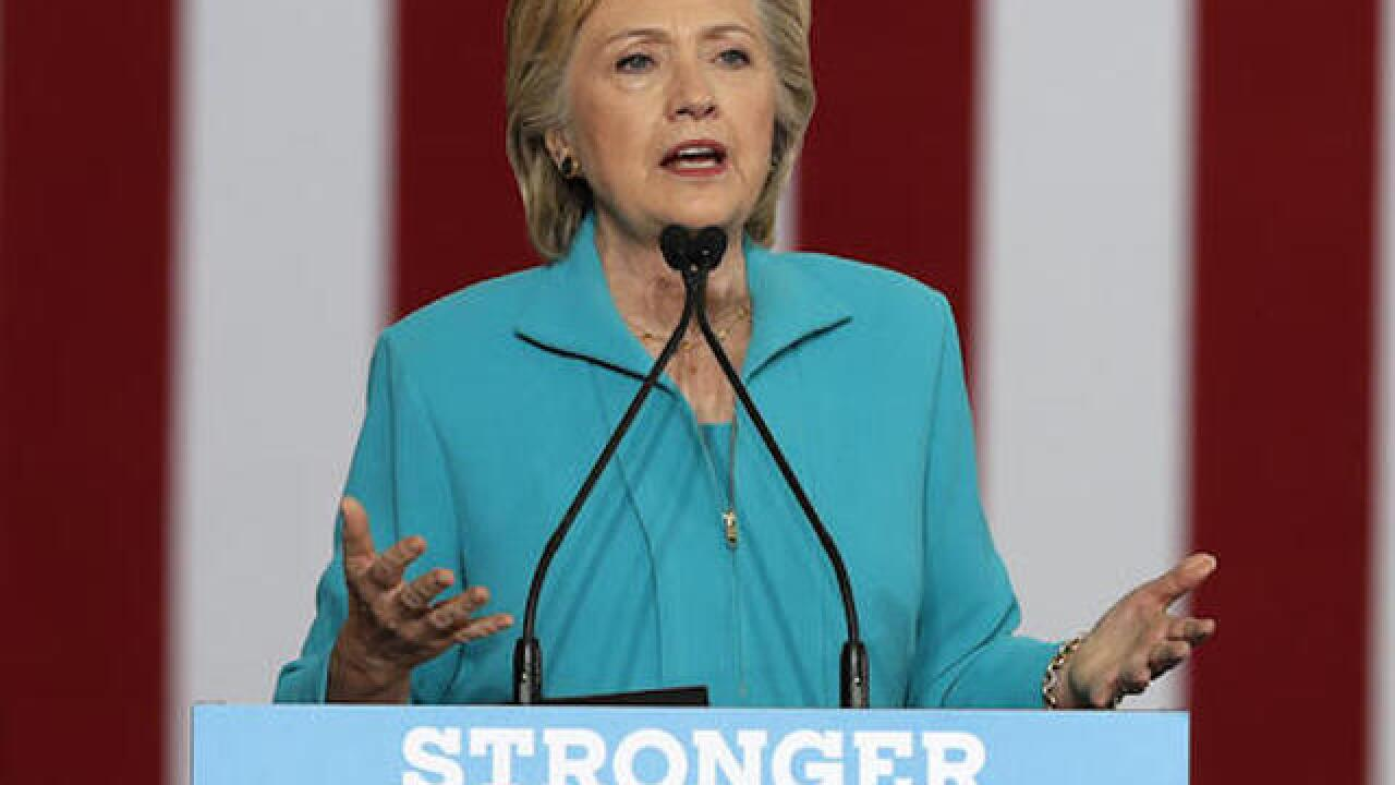Clinton releases plan to address mental health treatment